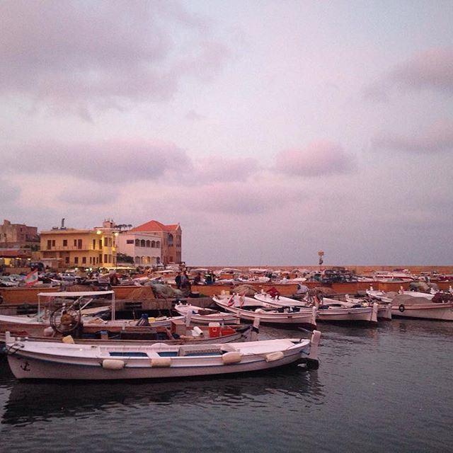Evening change everything😍 (Tyre, Lebanon)