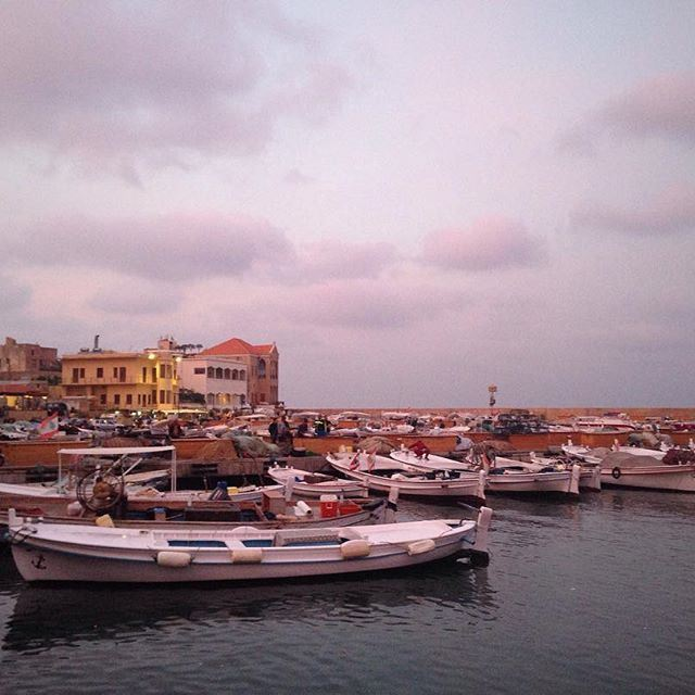 Evening change everything😍 (Tyre, Lebanon)
