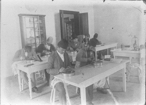 AUB Zoological Laboratory  1893