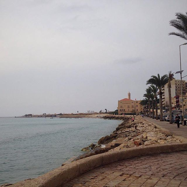 The place I loved the most. (Tyre, Lebanon)