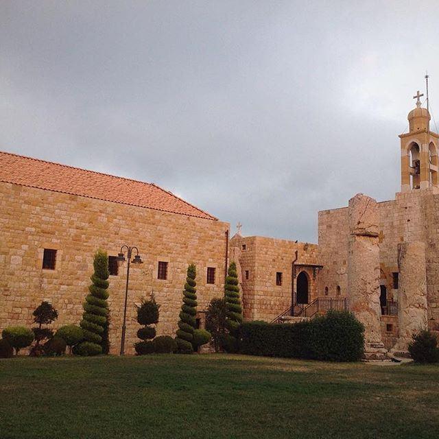 Освятить неосвященное. (Deir El Kalaa-Beit Meri)