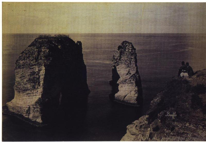 Pigeon's Rock 1870