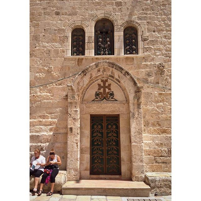 Jerusalem / Israel (Iglesia del Santo Sepulcro)