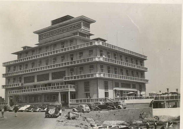 Hotel St. George  1942