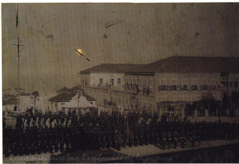 Revue Militaire Ottomane 1870