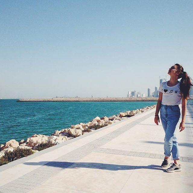 It's a Bahrain, babe! (Bahrain National Theatre)