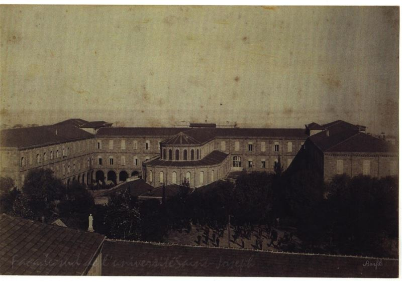 Saint Joseph University 1870