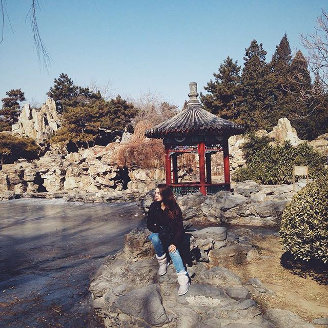 Thankful to God for every gift for me! (Beijing, China)