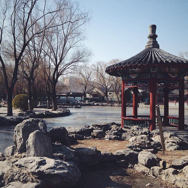This is Beijing, babe!☺️ Beijing China travel traveling with dance theatre vsco vscocam trip me discovering the world GodIsGood soblessed love life Пекин Китай (Beijing, China)