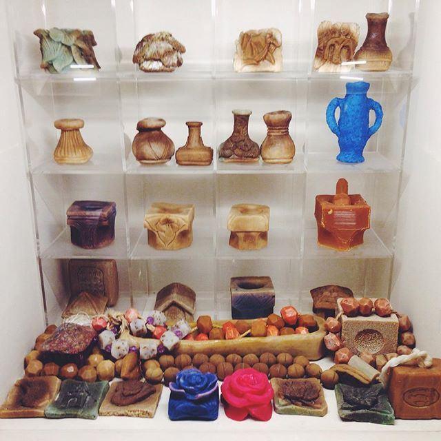 Музей мыла / Soap museum