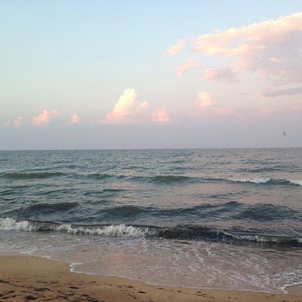 Идеальное море.