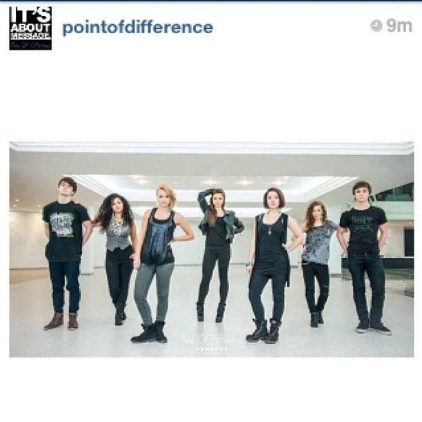 Ееее!! Теперь у нашей команды Point of Difference есть свой аккаунт!!!)) @pointofdifference