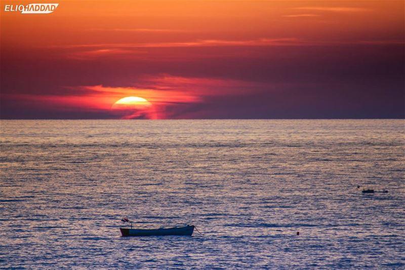Lebanon Sunset