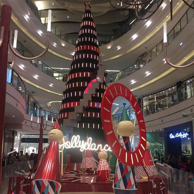Christmas Tree (City Centre Beirut)