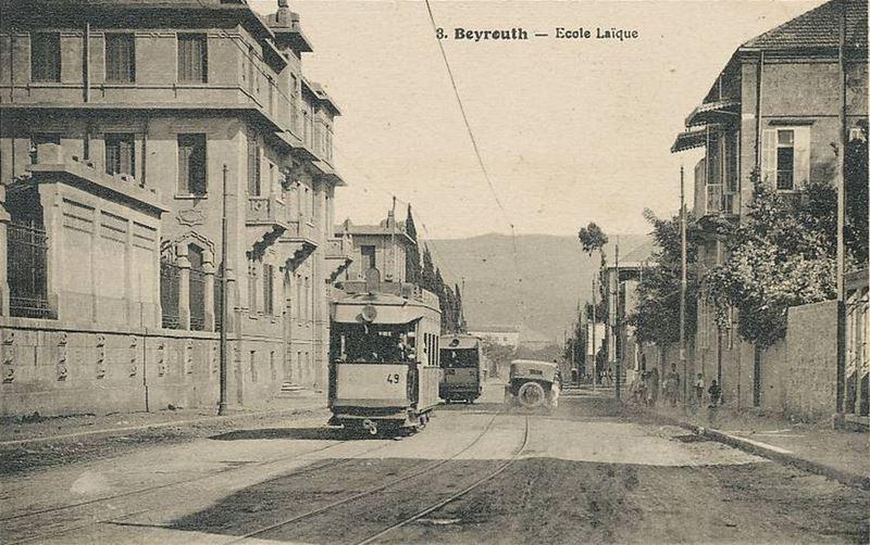 Ecole Laïque 1920s