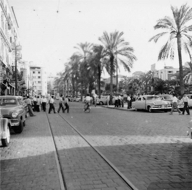 Martyrs Square 1954