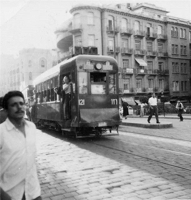 Weygand Street 1954