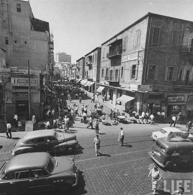 Weygand Street 1958