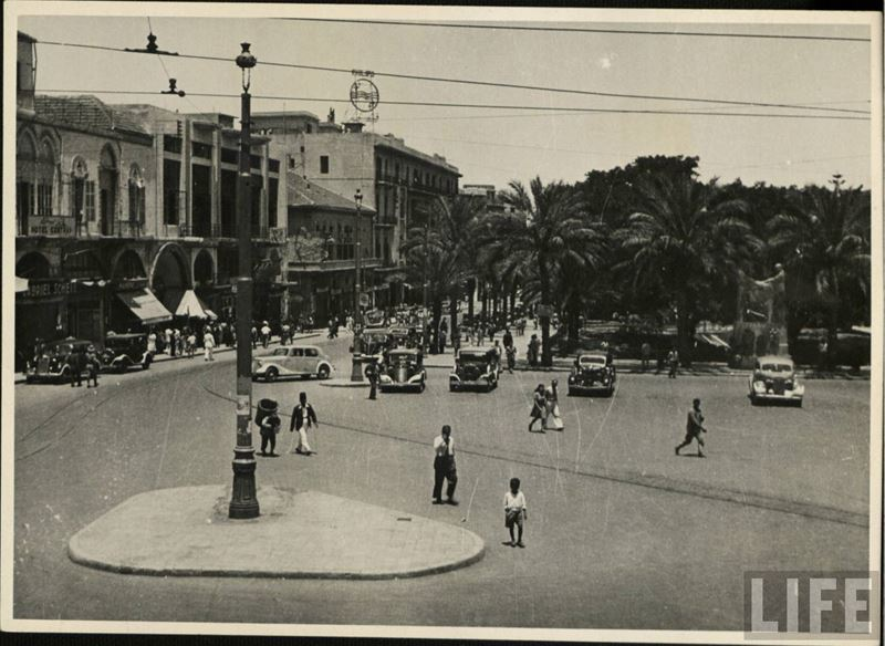 Martyrs Square  1941