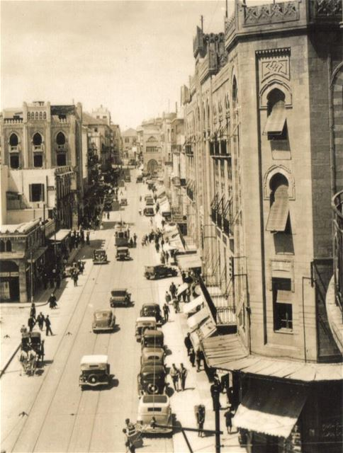 Weygand Street 1930s