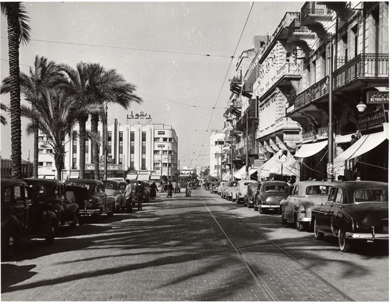Martyrs Square 1951