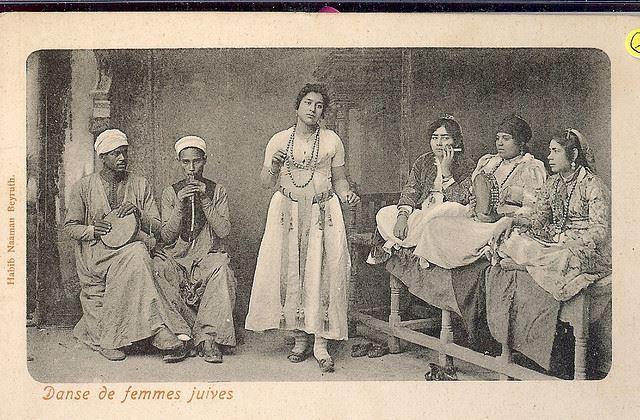 Beiruti Jews 1910s