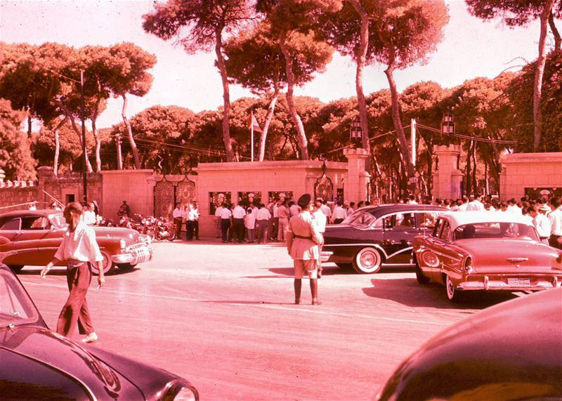 Horsh Beirut 1950s