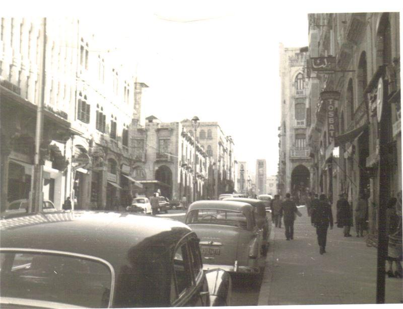 Beirut 1950s