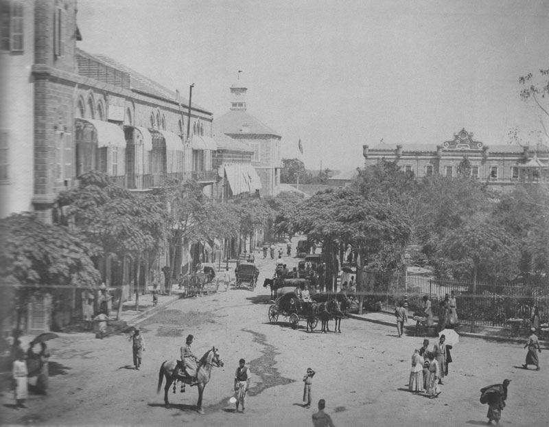Martyrs Square  1890