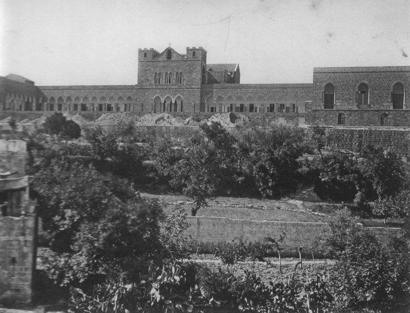 Nazareth School 1890