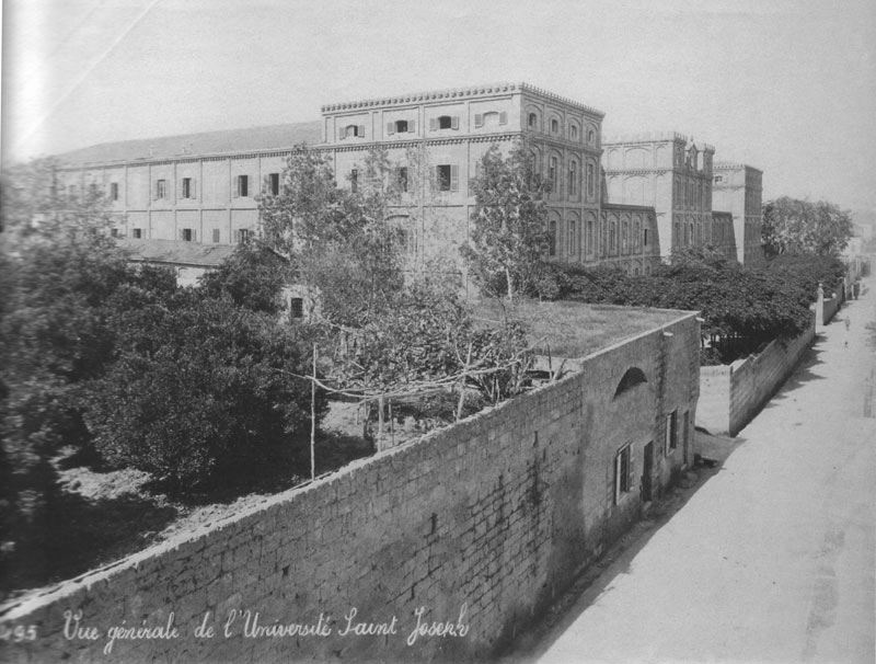 Saint Joseph University 1895
