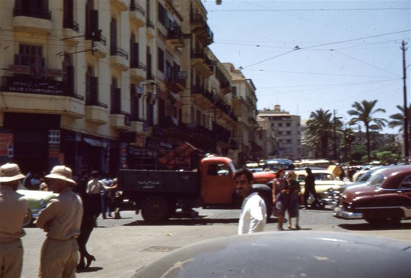 Martyrs Square  1950s
