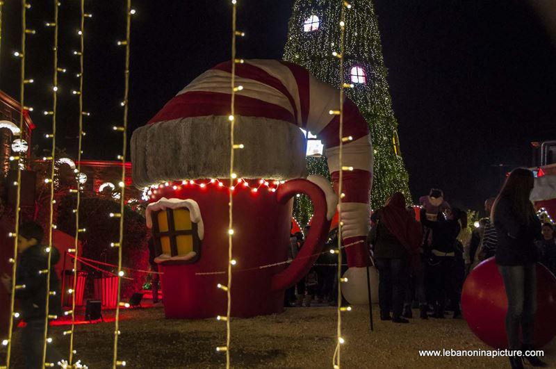 Christmas Village Byblos 2016
