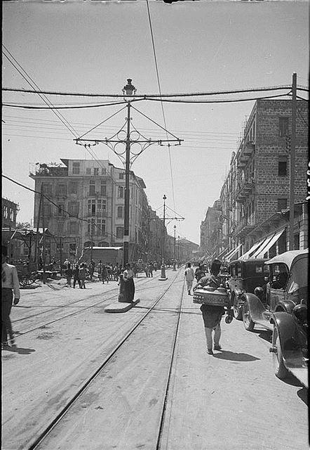 Foch Street 1930