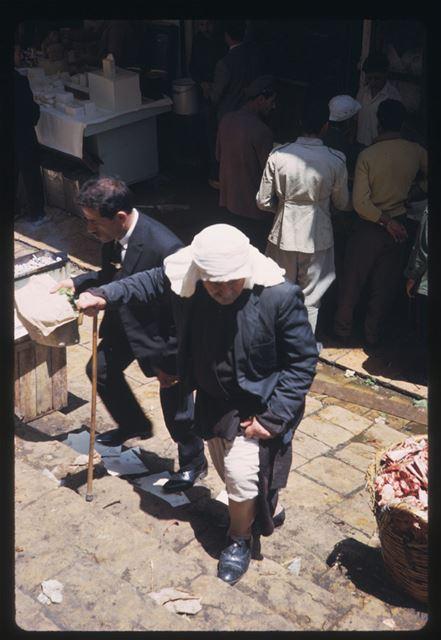 Lebanese man in Beirut 1965