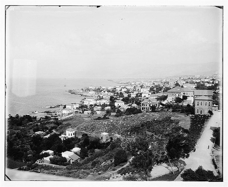 Ain El Mreysseh 1898