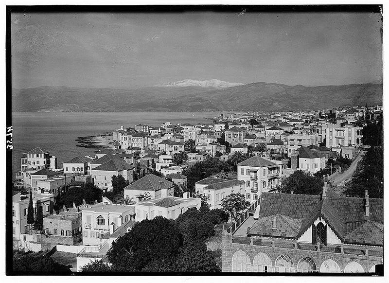 Ain El Mreysseh 1930s