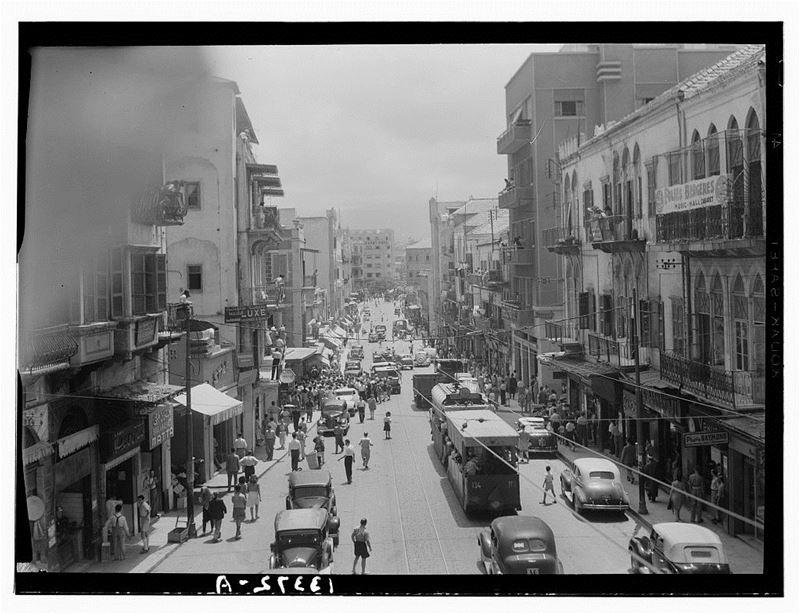 Weygand Street 1945