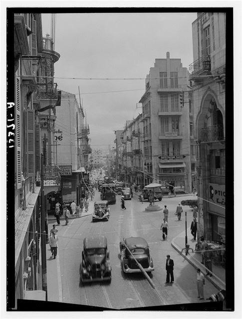 Bab Idriss 1945
