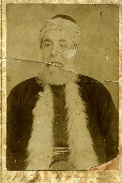Fares Agha Bohsali 1880