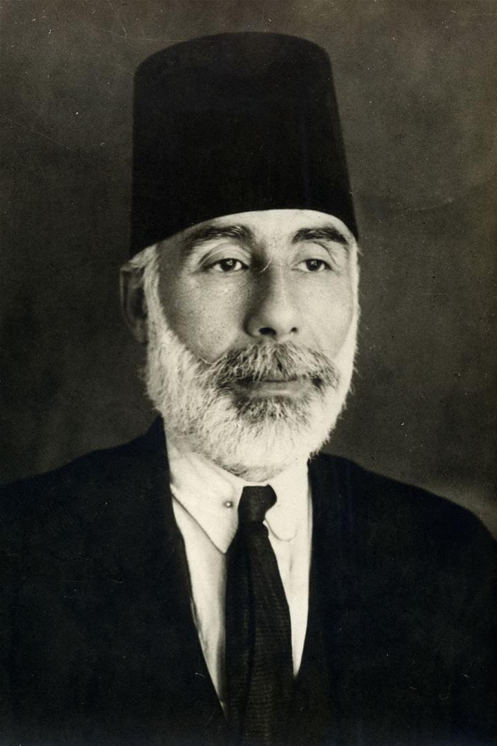 Badri Fares Bohsali 1920