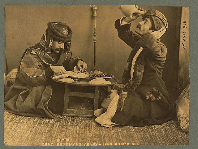 Beiruti Men 1889