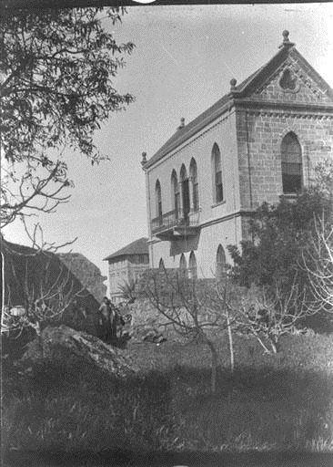 AUB Jesup Hall 1890s