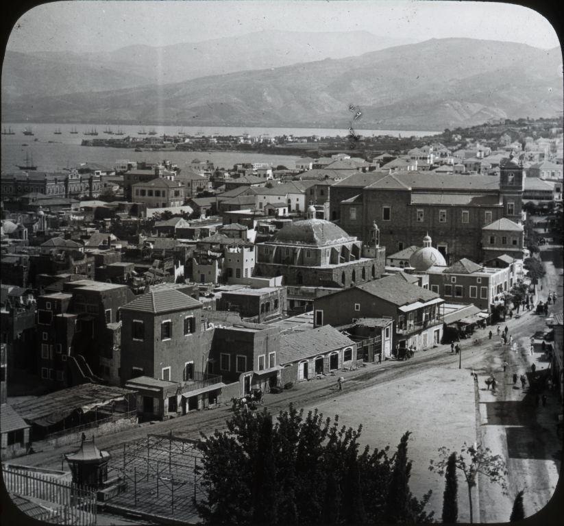 Emir Bashir Street 1910s