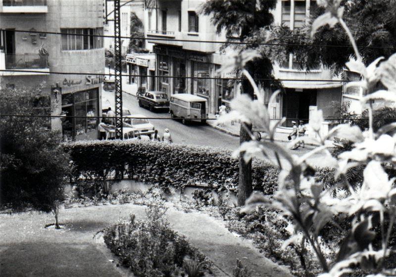 Hamra, Sadat 1969