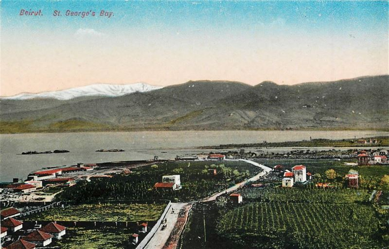 St. George's Bay  1860s