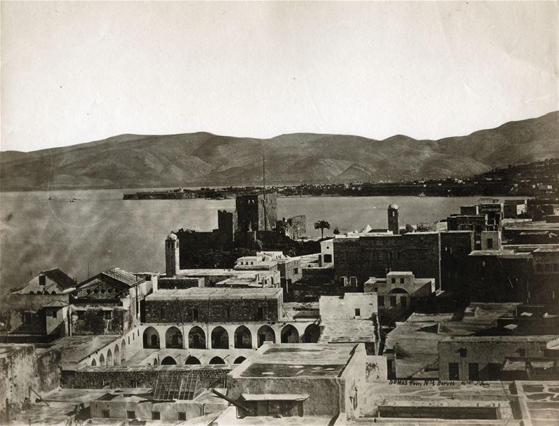 Beirut 1870s