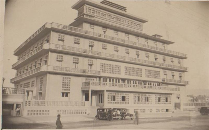 Hotel St. Georges 1930s