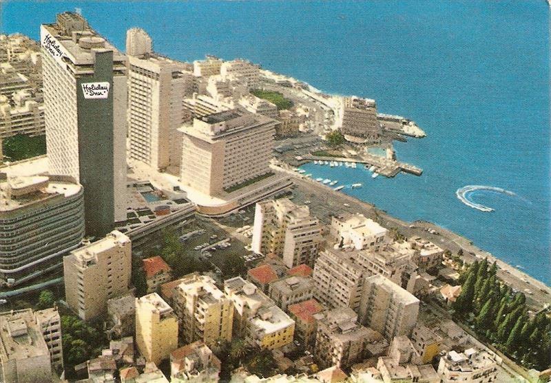 Phoenicia Hotel 1974