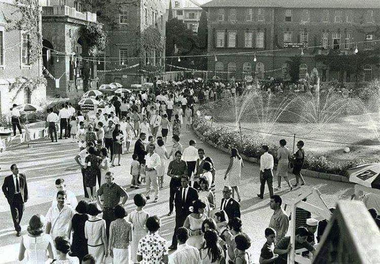 Beirut AUB 1967